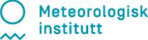 Logo Meteorologisk institutt